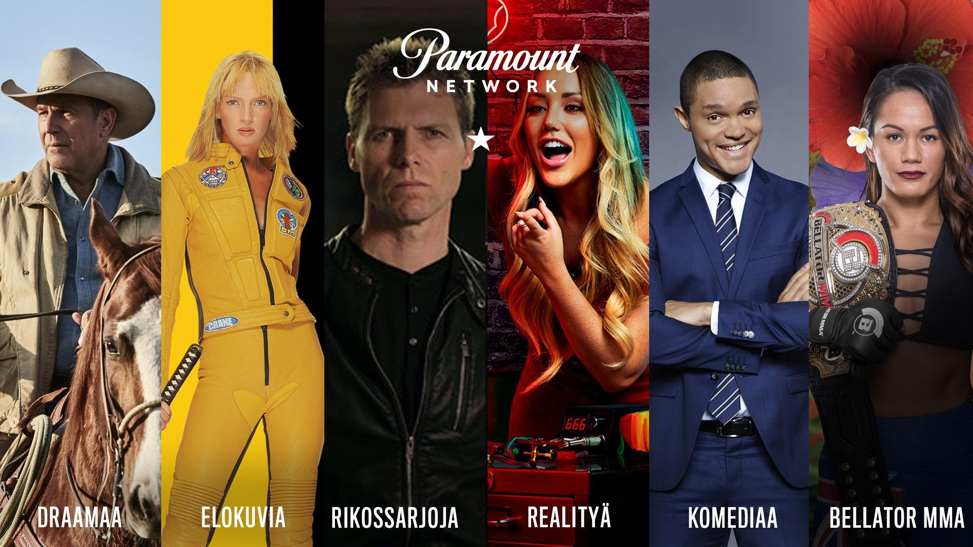Paramount Network Kanava