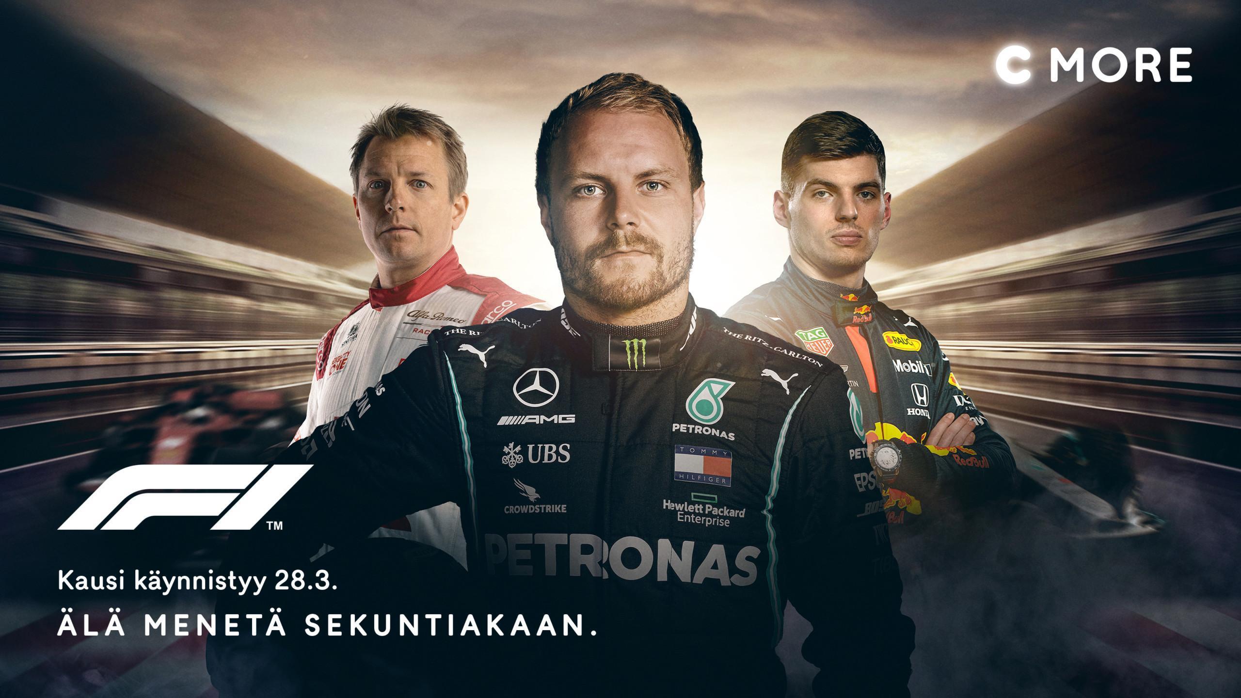 Formula-kausi 2021